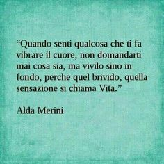 #donnesingle #amore #aldamerini