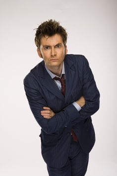 Happy 42nd birthday David Tennant the legendary Doctor!!!! Allons-y! <3 <3 (4-18-13)
