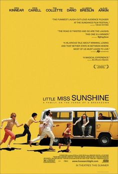 Pequeña Miss Sunshine (Little Miss Sunshine), de Jonathan Dayton y Valerie Faris, 2006