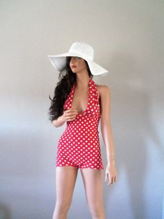 Cute maillot!