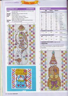 Gallery.ru / Фото #27 - Cross Stitch Card Shop 50 - WhiteAngel