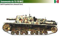 Semovente M42 da 75/18 Assault Gun