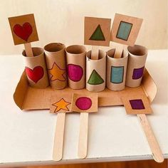 Baby Learning Activities, Montessori Activities, Infant Activities, Kids Crafts, Toddler Crafts, Preschool Crafts, Toddler Fun, Kids And Parenting, Diy For Kids