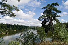 Ottensteiner Stausee / Austria Landscape Photography, Landscapes, River, Explore, Outdoor, Paisajes, Outdoors, Scenery, Scenery Photography