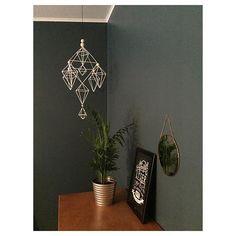 Himmelin är klar! . . #himmeli #pillihimmeli #pyssel #pysseltips #pysselinspo #pysselinspiration #diy #gördetsjälv #detaljer #inredning #inredningsdetaljer #craft #crafts #straws #doityourself #interior #details #handmade #handgjort #askartelu #askartelua #sisustus #interiordetails #teeseitse #bedroom #sovrum #makuuhuone