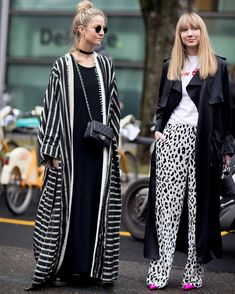 The Best Street Style Looks From Milan Fashion Week Fall 2017 Best Street Style, Street Style 2017, Cool Street Fashion, Street Style Looks, Street Chic, Look Fashion, Fashion Photo, Fashion Style 2017, Vogue Fashion