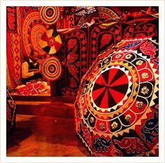 applique crafts of Orissa, India