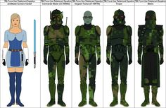 78th Force User Detainment Squadron by MarcusStarkiller on DeviantArt