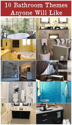 10. Retro All the rage and setting up a return around the fashion catwalks, so have you thought to inside the bathroom. Again I would suggest you find a strong, vibrant patterned retro shower drape you enjoy and take your design motivation after that. Colour and pattern option are virtually limitless out there. Circles, squares and vibrant flower patterns are popular. -- Make sure to take a look at this outstanding item.