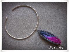 """Biżuteria od N.Su-Fi: Wisior """"Simplicity"""""""