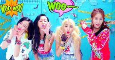 """Shake It"" by Sistar (KPOP Song of the Week) 