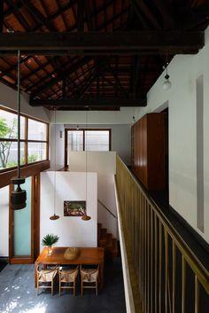 House 339   Nhà ở Q.1, Tp. Hồ Chí Minh – Kiến Trúc O   KIẾN TRÚC NHÀ NGÓI