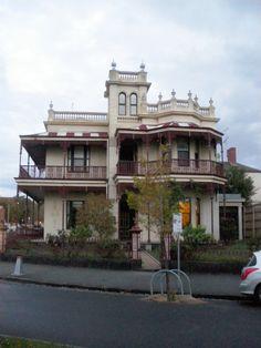 Phryne Fisher's house ~ Melbourne Australia ~ Miss Fisher's Murder Mysteries