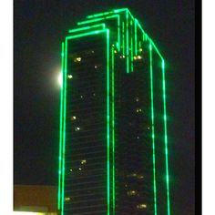 Dallas super moon  Photo by Paul Hart