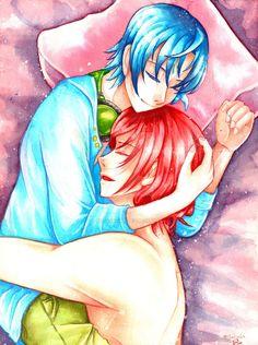 sweet love with ink by TaijaShinmei on DeviantArt