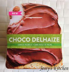 Nouveau Choco Delhaize Sans huile de palme