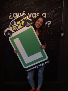 NURIA VENTURA!!! #hoyvoy #autoescuela #granollers