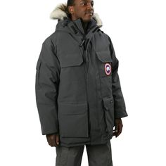 discount canada goose snow mantra parka 9501m red sale in canada