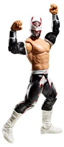 """WWE Hunico Figure Series 18 by Mattel. $24.95. WWE Series #18 action figures in 7"""" Superstar Scale. Bring home the officially licensed WWE action. Kids can recreate their favorite WWE matches. Collect all your favorites WWE Superstars. Features extreme articulation, amazing accuracy, and authentic details. From the Manufacturer                World Wrestling Entertainment Figure Series #18: Bring home the action of the WWE. Kids can recreate their favorite matches with thes..."""