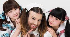 Wer denkt, Babymetal sei in diesem Bereich der letzte Schrei, kennt die japanische Pop Metal Band Ladybaby featuring Ladybeard, einem ehemaligen Wrestler im Anime Girlie Look, noch nicht