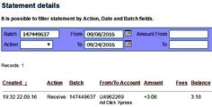 AdClikXpress Payment! I am getting paid daily at ACX and here is proof of my latest withdrawal. I get paid daily and I can withdraw daily. Online income is possible with ACX, who is definitely paying - no scam here. I WORK FROM HOME less than 10 minutes and I manage to cover my LOW SALARY INCOME. If you are a PASSIVE INCOME SEEKER, then AdClickXpress (Ad Click Xpress) is the best ONLINE OPPORTUNITY for you.http://www.adclickxpress.is/?r=nkprbhqqvcxp&p=mx.