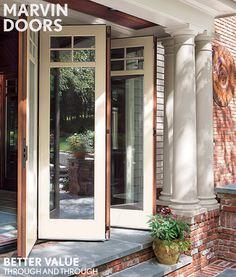 Marvin Patio Door