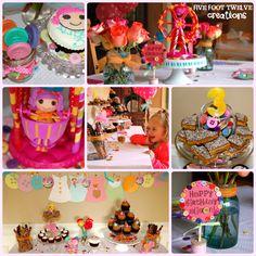 lalaloopsy birthday party @Kristyn Norris