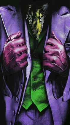 The Joker, el guasón ropa de cerca News 2019 - Dankeskarten Hochzeit 2019 - - Joker Batman, Joker Comic, Der Joker, Heath Ledger Joker, Joker Art, Joker And Harley Quinn, Batman Book, Gotham Joker, Batman Arkham