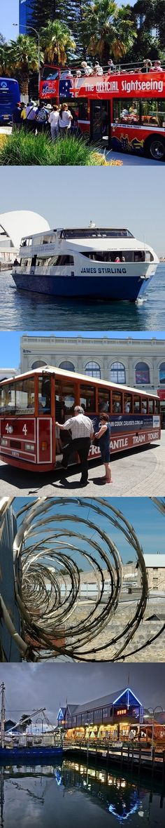 Perth Triple Tour Deluxe. This flexible Western Australian sightseeing tour includes a host of fun experiences: a 48-hour pass for the #Perth Explorer bus tour, a return river cruise along Swan River, a #Fremantle tram tour, Fremantle Prison entry and lunch at Cicerellos restaurant.