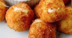 Σπιτικές κροκέτες με σπανάκι και πατάτα ψητές στο φούρνο