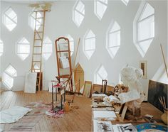 Living Laboratory: Richard Pare on Le Corbusier & Konstantin Melnikov | Pitzhanger Manor House and Gallery