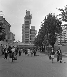 ROMÁNIA, ERDÉLY SZATMÁRNÉMETI Közigazgatási Palota.