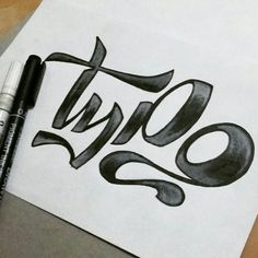 #art #design #typography #handmadefont #illustration #calligraphy #lettering #typematters