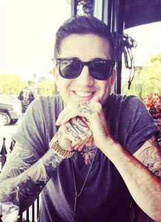 Austin Carlile is perfection  my eyeballs are bleeding because of his amazingness duh