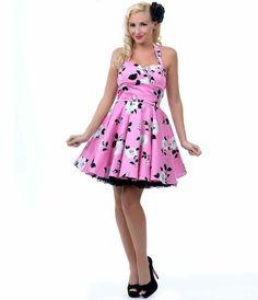 Pink Petticoat Dresses
