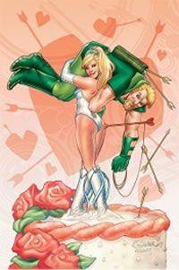 Green Arrow, Black Canary, Arqueiro Verde, Canário Negro, DC Comics