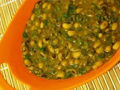 Black-Eyed Peas-Methi Gravy is a healthy and flavorful dish that's also very filling. If you're wondering how to use fenugreek leaves (methi), try this recipe