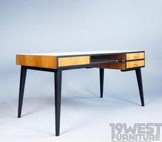 Writing Desk   WK Moebel   1950's