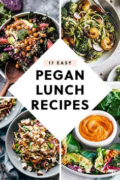17 Easy Lunch Recipes That Are on the Pegan Diet #purewow #lunch #easy #pegan #diet #food #recipe