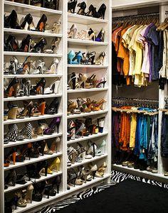 Fergie's Closet