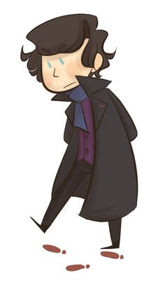 1971 http://nickelous.tumblr.com/post/69635431430/a-little-sherlock-drawing-that-i-did-a-while-back