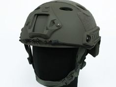 Airsoft FAST Carbon Style Helmet Foliage Green by AirSoft. $135.99. FEATURES: Made of ABS plastic material. VAS type metal NVG mount installed, compatible with PSV-7 or PSV-14. Repositionable impact pads and closed-cell comfort foam that is not affected by temperature, altitude, or moisture. Occ-Dial adjustable fit band with front, nape, and side pads quickly detaches to allow convenient donning and doffing of COMMs headsets with internal top headbands. 4 position acc...