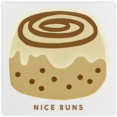 Nice Buns - e card / Paperless Post