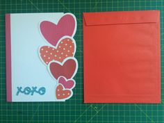love card and envelope  price by inbox