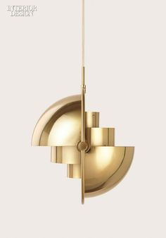 33 New Lighting Products to Brighten Up Any Space :: Louis Weisdorf's Multi-Lite for Gubi.