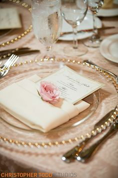 Trump national wedding photography reception  room details