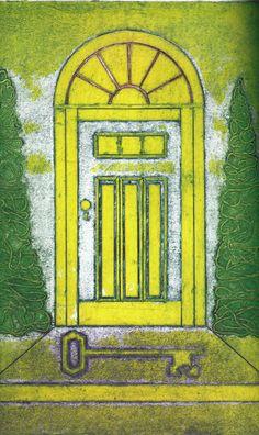 Agnes Ananichuk, Print, Portal Key, BC, CANADA  ( #Art #Print )  http://www.aananichukart.com/