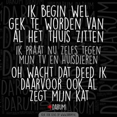 Funky Quotes, Dutch Quotes, Texts, Qoutes, Lol, Motivation, Feelings, Sayings, Words
