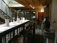 Meinl's Wein Bar in Vienna, Austria