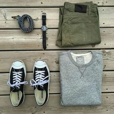 We bring you clever examples of how to put pieces together to create stylish outfits #fashion #fashionista #stylish #fashiondiaries #fashiongram #style #styleblogger #fashionblogger #men #lifestyle #outfit #outfitoftheday #accessories #sunglasses...
